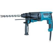 Makita HR2630 26mm SDS Plus Rotary Hammer 3 Function