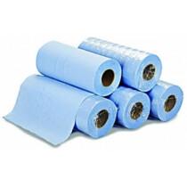 Lawson-HIS HR3B Hygiene Roll Blue 3Ply 141 Sheets 36m x 24 Rolls