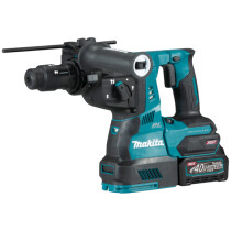 Makita HR004GD101 40v MAX XGT Brushless SDS Hammer Drill With Quick Change Chucks, 1 x 2.5Ah Battery in Case