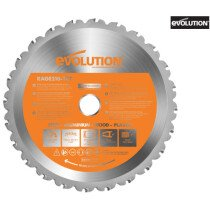 Evolution HTC210MULTI RAGE® Multi-Purpose Circular Saw Blade 210 x 25.4mm x 24T
