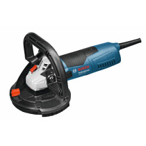 "Bosch GBR15CAG 5"" 1500 W 240v Compact Concrete Grinder with Adjustable Guard in L-BOXX"