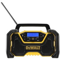 DeWalt DCR029-GB XR Flexvolt Body Only DAB Radio Charger with Bluetooth Connectivity and  AVRCP Controls