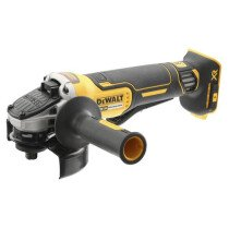 DeWalt  DCG406N-XJ Body Only 18V XR Brushless 125mm Angle Grinder with  No Lock on Paddle Switch
