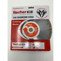 Fischer 543919 Turbo Diamond Edge Blades 230mm