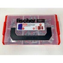 Fischer 536161 Duopower High Performance Nylon Wallplug-210 Piece L-Boxx Mini