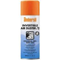 Ambersil 33183 Invertible Air Duster/2  200ml (Carton of 12)