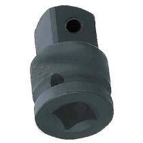 """ISS A0812 Impact Socket Adaptor 1/2"""" Female to 3/4"""" Male - Hole Type"""
