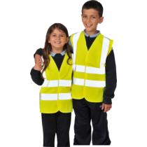 Portwest JN14 Hi-Vis Junior Vest