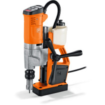 Fein KBU35QW Magnetic Drilling Machine with QuickIN Holder 35mm Capacity