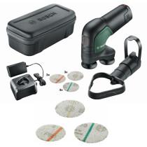 Bosch EasyCurvSander 12 With Sanding Nets 12V Disc Sander / Polisher (1x2.5ah)
