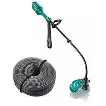 Bosch ART 35 600W 35CM Electric Grass Trimmer with Spare Spool