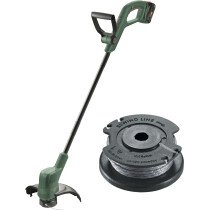 Bosch EasyGrassCut 18-26 with Spare Spool 18V 26cm Grass Trimmer (1x2.5ah)