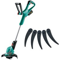 Bosch UniversalGrassCut 18-260 with Pack of Blades 18V Grass Trimmer 1x 2.0Ah