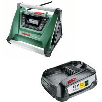 Bosch PRA MultiPower Radio with Battery