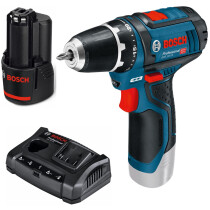 Bosch GDR12V-105N  with Battery & Charger 12V Impact Driver In Carton