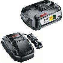 Bosch PBA 18V 2.5Ah Power4All Battery with AL 1830 CV Charger