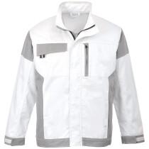 Portwest KS55 Painters Pro Jacket - White