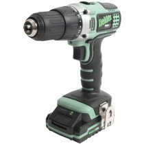 Kielder KWT-001-07 18V Brushless Drill/Driver 18V with 2x 2.0Ah Batteries in Case