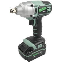 "Kielder KWT-002CS-04 1/2""Brushless Impact Wrench  430Nm 2 x 4.0Ah Batteries in Stackable Carry Case SCAFFOLDERS MODEL"