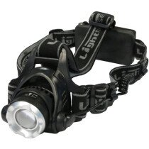 Lighthouse HL-H0505-1 LED Wide Beam Rechargeable Headlight 120 lumens L/HEHEAD350R