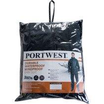 Portwest L450 Sealtex Essential Rainsuit (2 Piece Suit) - Navy Blue