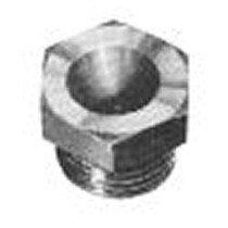 "Lawson-HIS LP4 Concave Oiler Nipple 1/4"" BSP Steel Body (Pack of 100)"