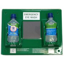 Lawson-HIS EWS/M Emergency Eye Wash Station - Acrylic Mirror