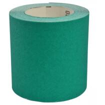 Saint Gobain OAK28714 Oakey 156 Liberty Green Abrasive Roll 10Mtrs x 115mm P120