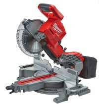 Milwaukee M18FMS254-0 M18 Fuel Body Only Mitre Saw 254mm