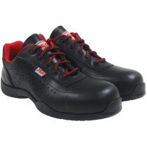 JSP ACS371 Lite Pro Black Metal Free Safety Shoe