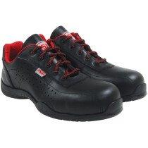 JSP ACS371 Lite Pro Black Metal Free Safety Shoe