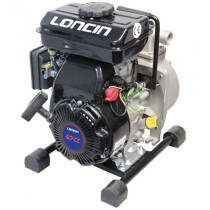 "Loncin LC25ZB21-1.2Q  25mm / 1"" Petrol Clean Water Pump 97cc"
