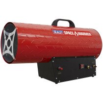 Sealey LP170 Space Warmer Propane Heater 102,000-170,000Btu/hr