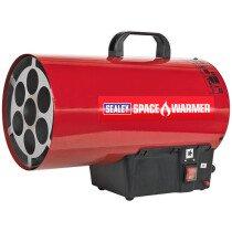 Sealey LP41 Space Warmer Propane Heater 40,500Btu/hr
