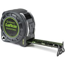 Lufkin L1116BCM Shockforce Night Eye Dual-Sided Tape 5m Width 30mm (Metric only) LUFNEDS5M