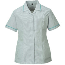 Portwest LW16 Ladies Striped Tunic Ladies Workwear