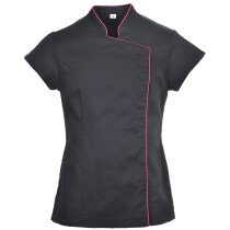 Portwest LW15 Ladies Wrap Tunic Ladies Workwear - Available in Black and White