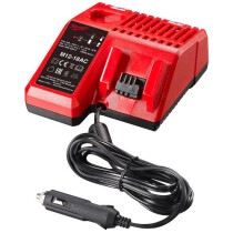 Milwaukee M12-M18AC In Car Charger