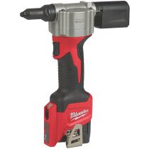 Milwaukee M12BPRT-201X 12v Pop Rivet Tool with 1 x 2.0Ah Battery