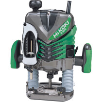 "HIKOKI M12V2 1/2"" Plunge Router M12V2 in Case"