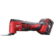Milwaukee M18BMT-421C 18V Multi Tool with 1x 4.0Ah and 1x 2.0Ah Battery