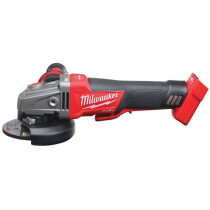 Milwaukee M18CAG115XPDB-0 M18 Fuel Braking Grinder Body Only Paddle Switch