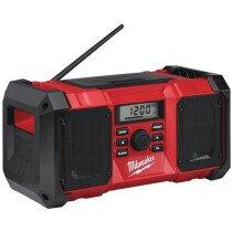 Milwaukee M18JSR-0 M18 Body Only Jobsite Radio