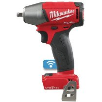 "Milwaukee M18ONEIWF38-0 M18 Body Only ONE-KEY Fuel Impact Wrench Friction Ring (3/8"")"