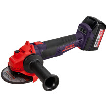 Sparky SPKM18LIHD  HD Professional 18V Angle Grinder with 2 x 4.0Ah Batteries in Case