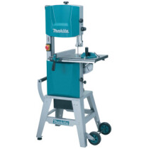 Makita LB1200F Rugged Band-Saw With 165mm Depth Of Cut With Stand and Wheel Kit (240 Volt)