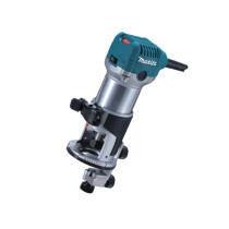 Makita RT0700CX4 Fixed Base Router/Trimmer 700w - 240v