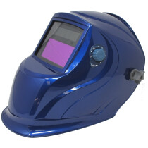 JSP G-MACH-II Auto Darkening Electro Welding Helmet Blue (Variable Shades 9-13)