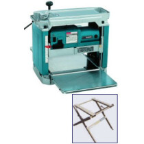 """Makita 2012NBX Thicknesser 12"""" With Stand - 230V"""