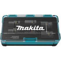 "Makita B-69733 CR-MO ½"" Square Drive Socket Set 7 Pieces for 40Vmax Brushless Impact Wrench TW004G"